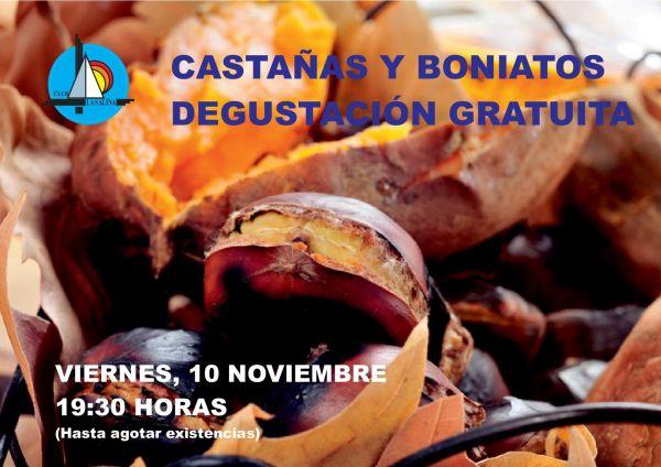 CASTAÑAS Y BONIATOS 2017