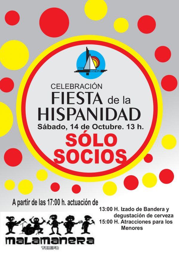 FIESTA DE LA HISPANIDAD 2017