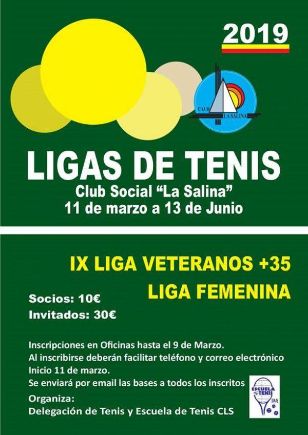 LIGA DE TENIS