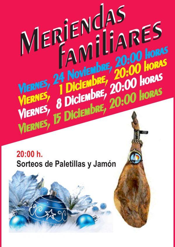 MERIENDAS FAMILIARES