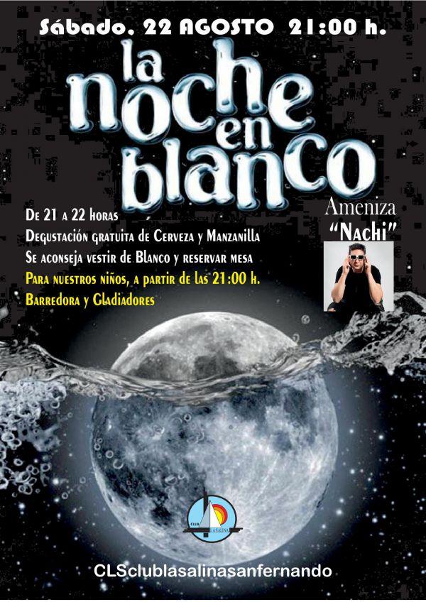 NOCHE DE BLANCO