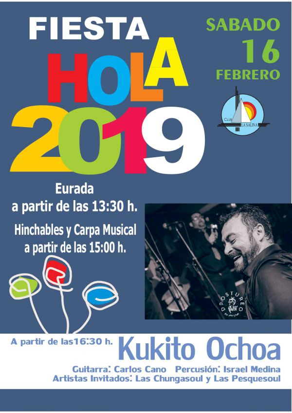 FIESTA HOLA 2019