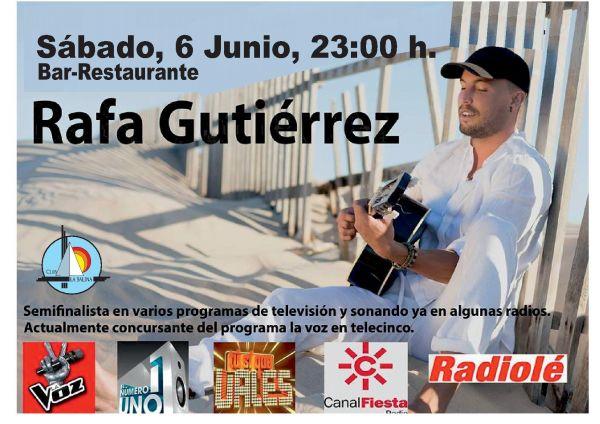 FINAL CHAMPION Y ACTUACIÓN RAFA GUTIERREZ